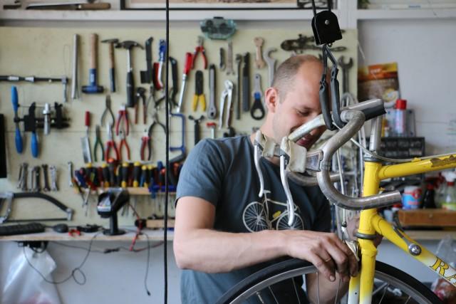 Velo d'Anvers vintage fietsen, fixies, maatwerk, reparaties en onderdelen