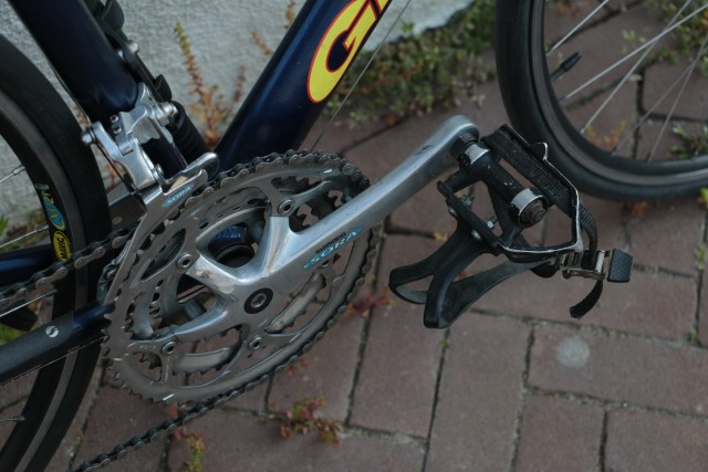 Giant OCR — Velo d'Anvers vintage fietsen, fixies, maatwerk, reparaties en onderdelen