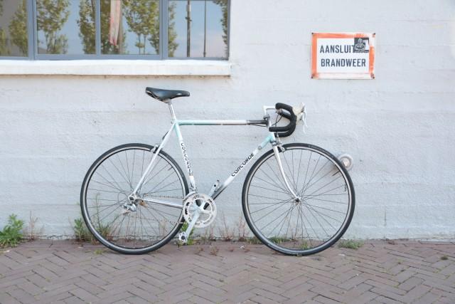 Concorde — Velo d'Anvers vintage fietsen, fixies, maatwerk, reparaties en onderdelen